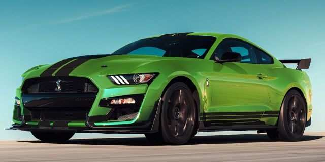 78 New Price Of 2020 Ford Mustang Shelby Gt500 Spy Shoot