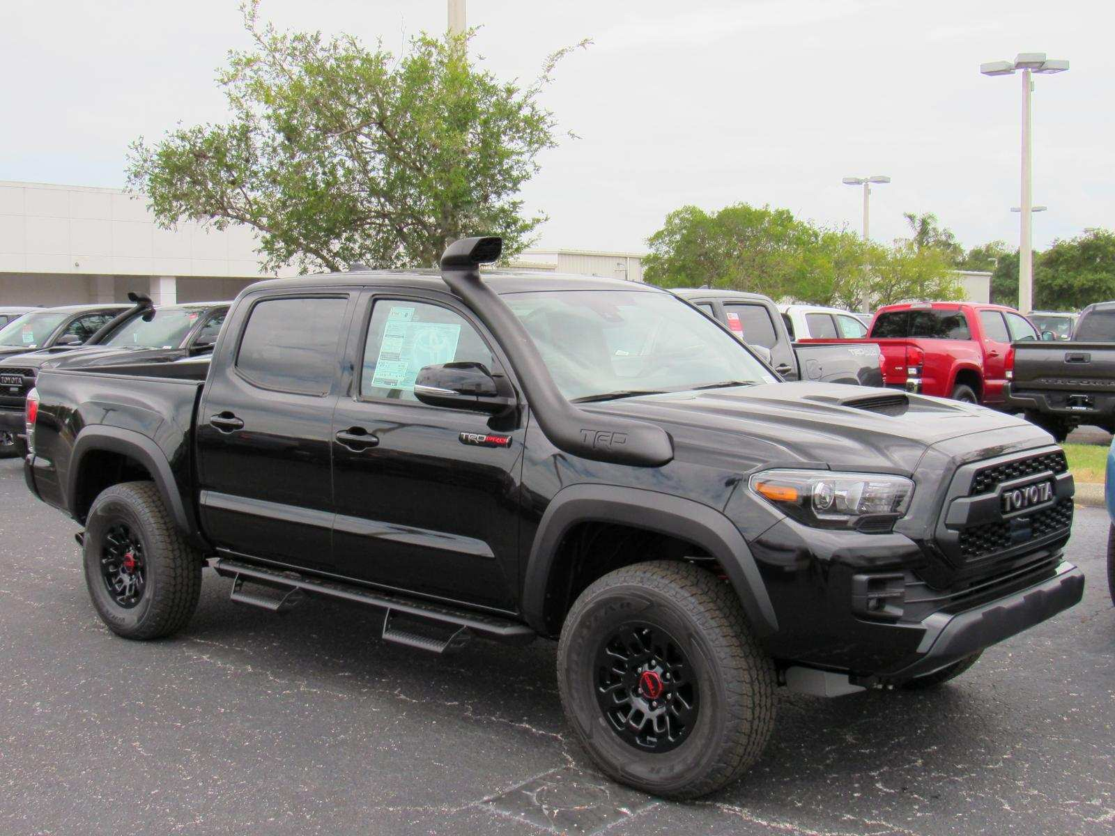 78 The 2019 Toyota Tacoma News Review And Release Date