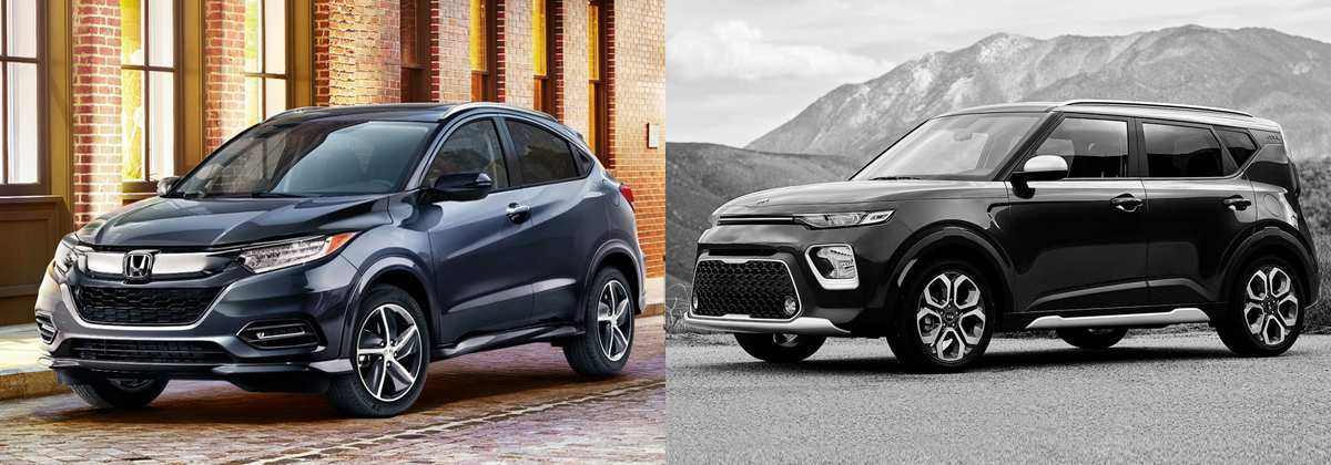 78 The 2020 Kia Soul Vs Honda Hrv New Review