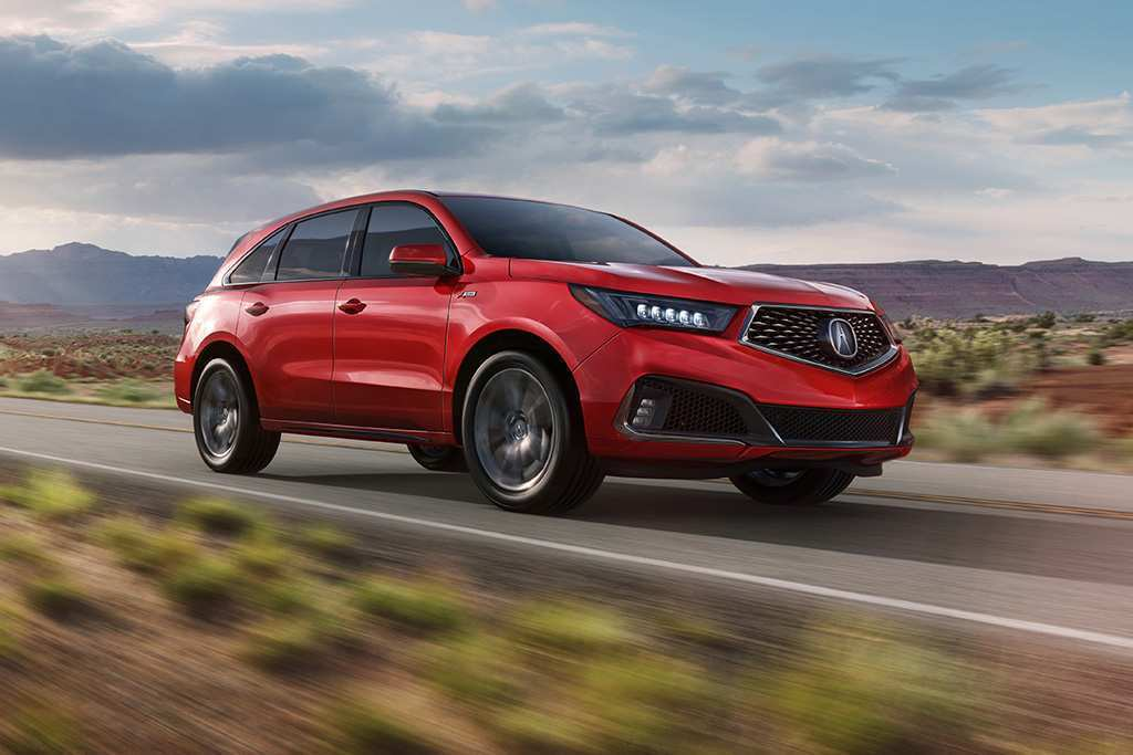 78 The Acura Mdx 2020 Redesign And Review