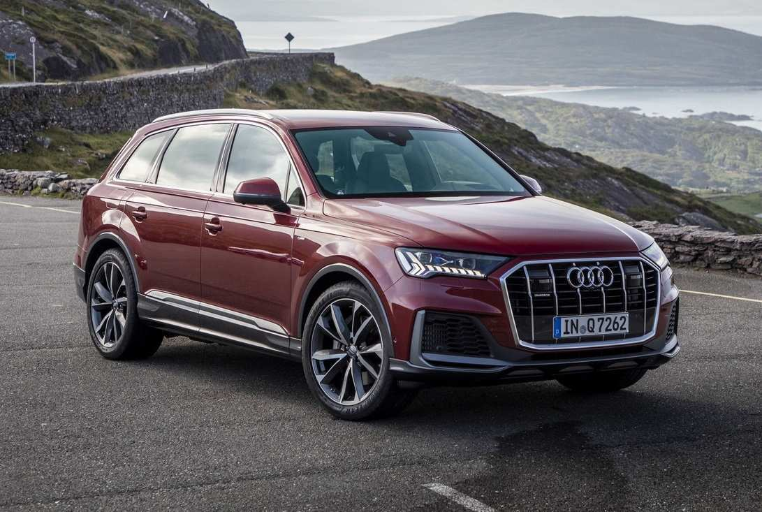 78 The Best 2019 Audi Q7 Facelift First Drive