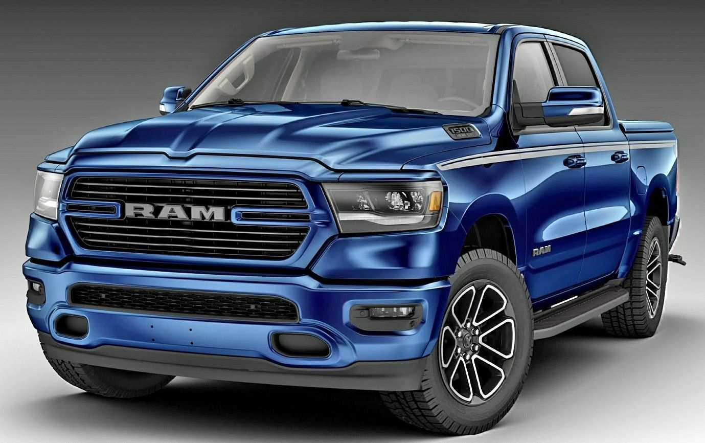 78 The Best 2019 Dodge Ram Pick Up Configurations