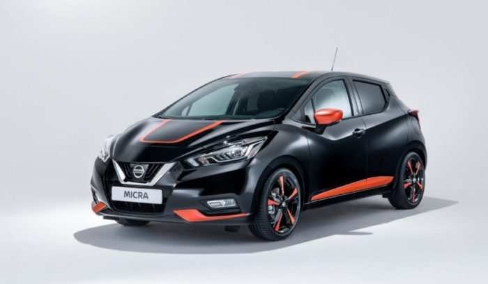 78 The Nissan Micra 2020 Canada Configurations