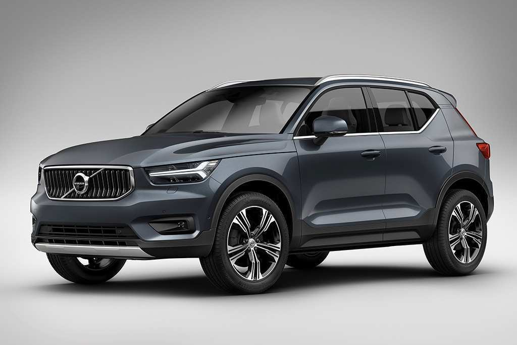 78 The When Will 2020 Volvo Xc40 Be Available Review And Release Date
