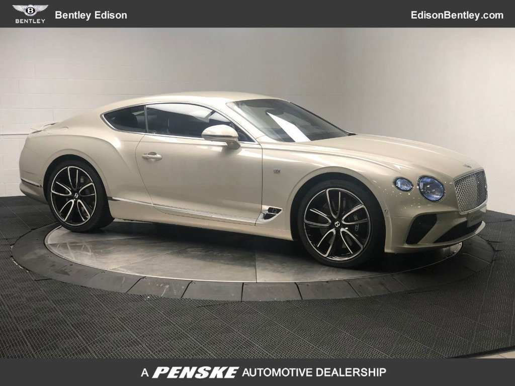 79 A 2019 Bentley Continental Gt V8 Exterior