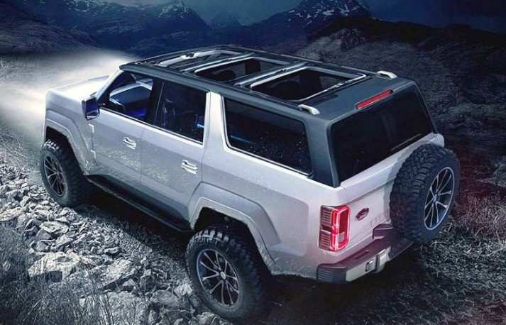 79 A 2020 Ford Bronco Interior New Model And Performance