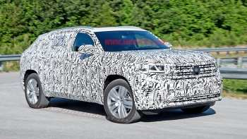 79 A 2020 Volkswagen Teramont X Price And Release Date
