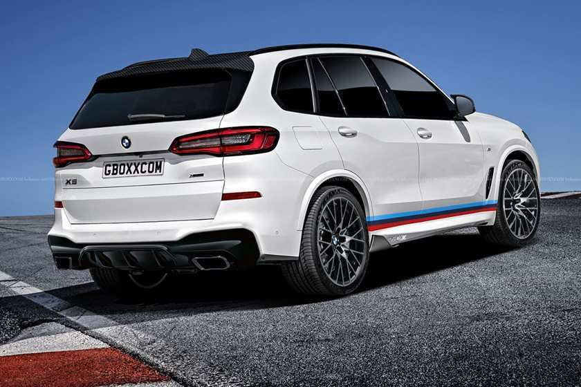 79 A Bmw X5M 2020 Redesign And Review