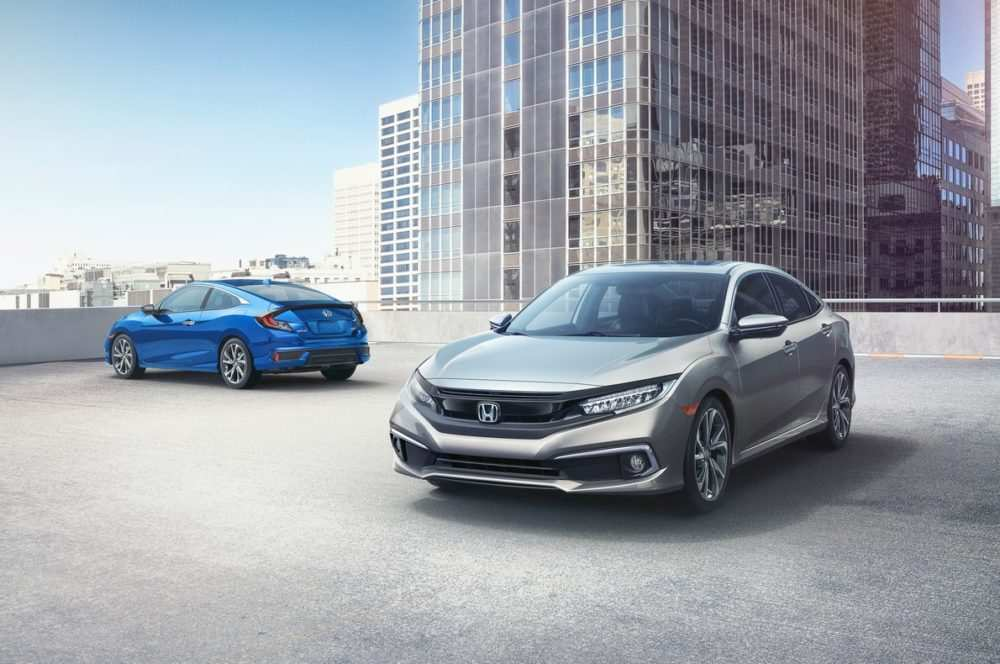 79 A Honda Civic 2020 Model In Pakistan Review