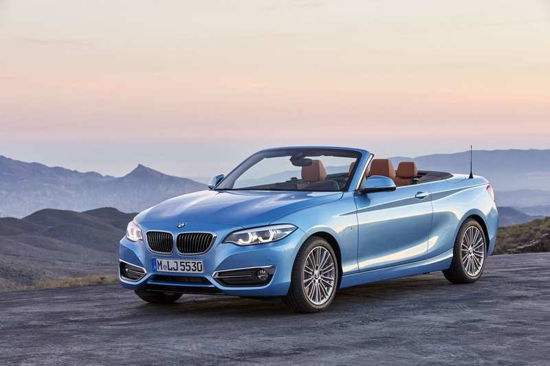 79 All New 2019 Bmw 2 Series Convertible Research New