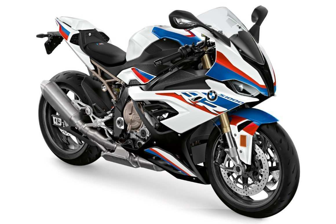 79 All New 2019 Bmw Hp4 Redesign