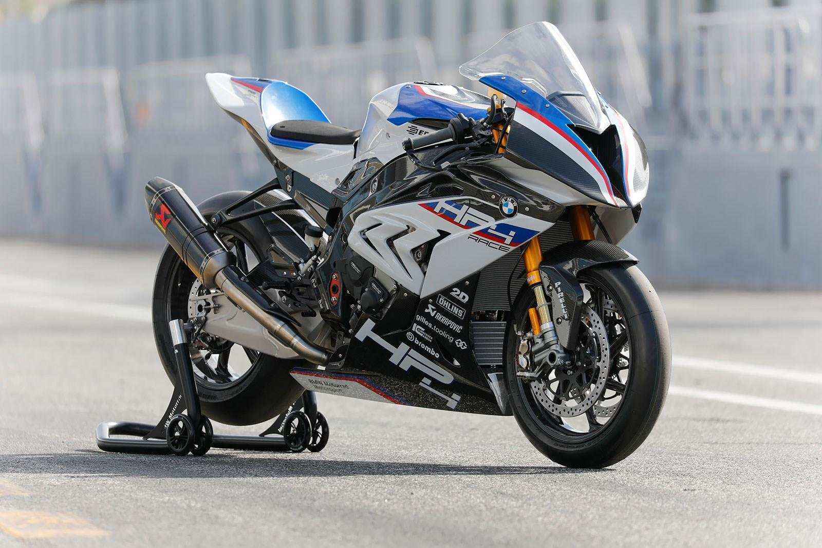 79 All New 2019 Bmw Hp4 Rumors