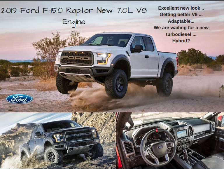 79 All New 2019 Ford Raptor 7 0L Review And Release Date