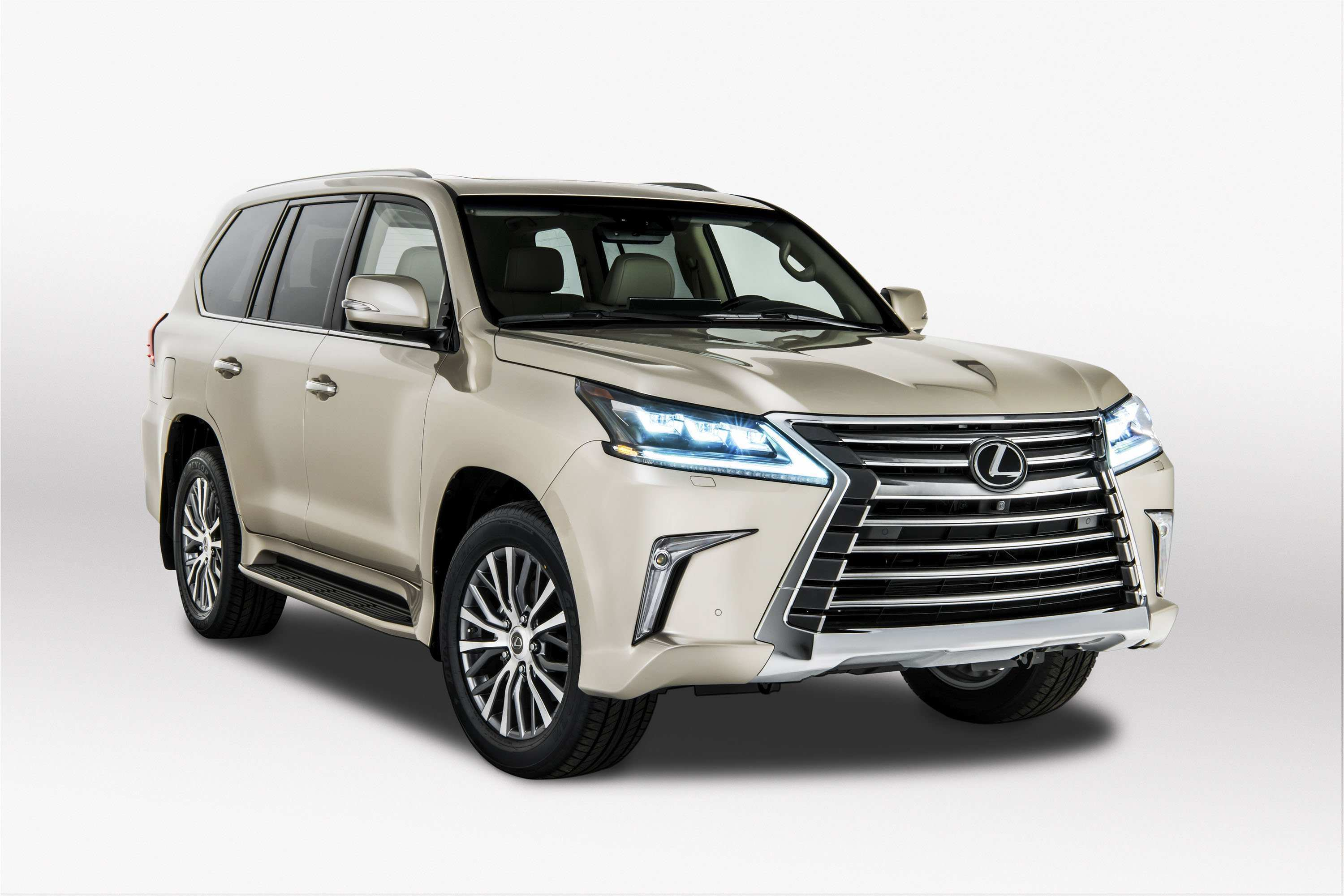 79 All New 2019 Lexus Lx First Drive