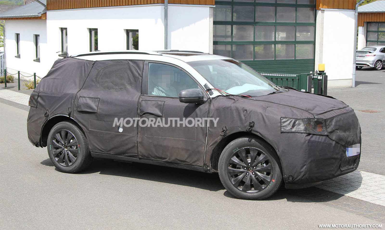 79 All New 2020 Acura Mdx Spy Photos Ratings