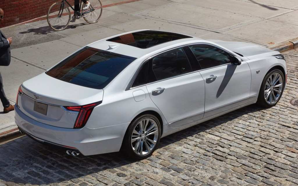 79 All New 2020 Cadillac Ct6 V8 Release