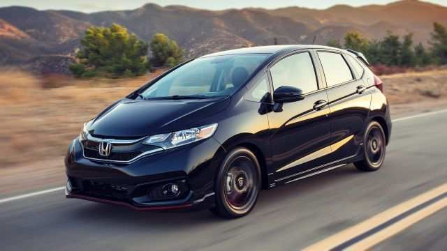 79 All New 2020 Honda Fit News First Drive