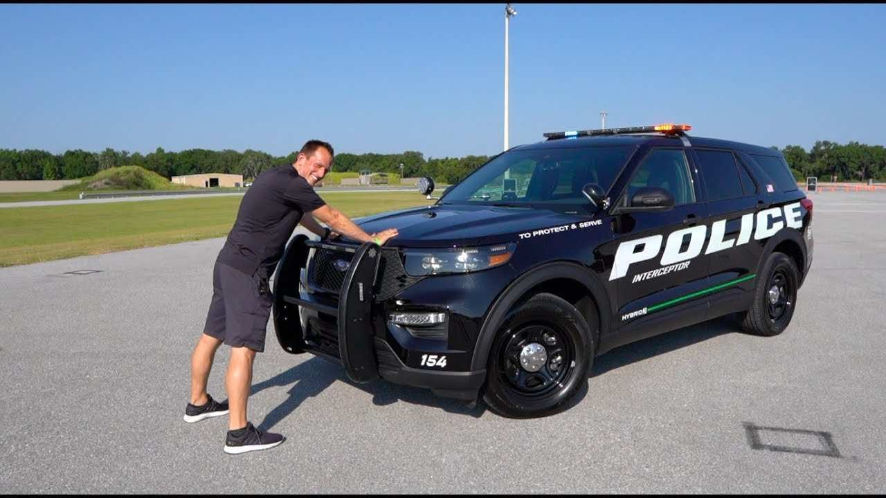79 All New Ford Police Interceptor 2020 Price Design And Review