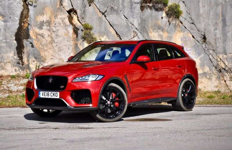 79 All New Jaguar F Pace New Model 2020 Pricing