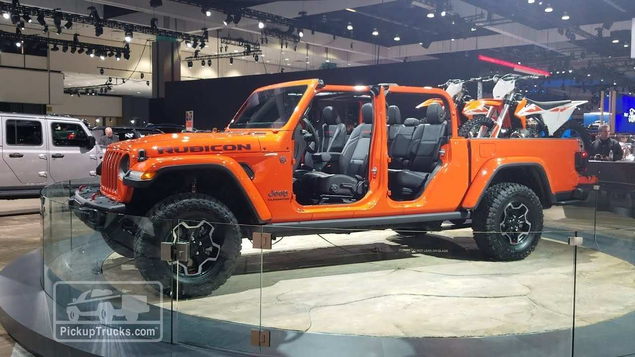 79 All New Jeep Pickup Truck 2020 Overview