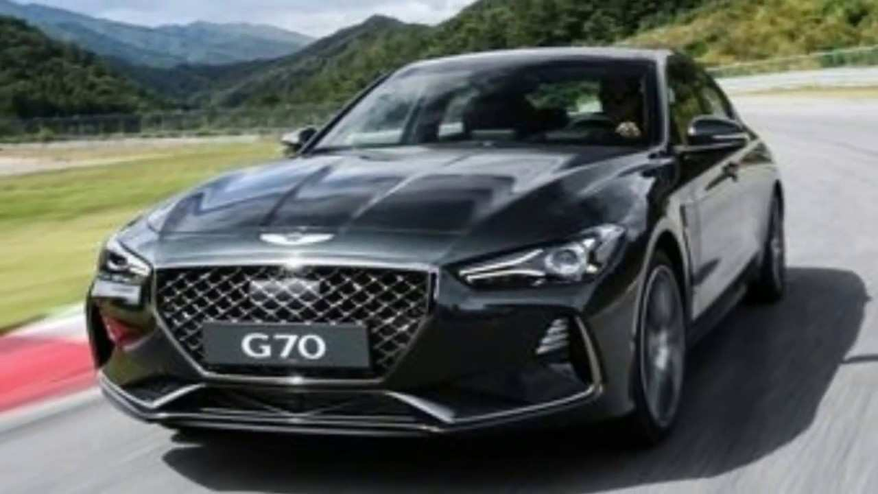 79 New 2019 Genesis G70 Review Prices