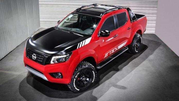 79 New 2019 Nissan Frontier Attack Concept And Review