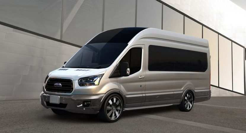 79 New 2020 Chevrolet Passenger Van Model