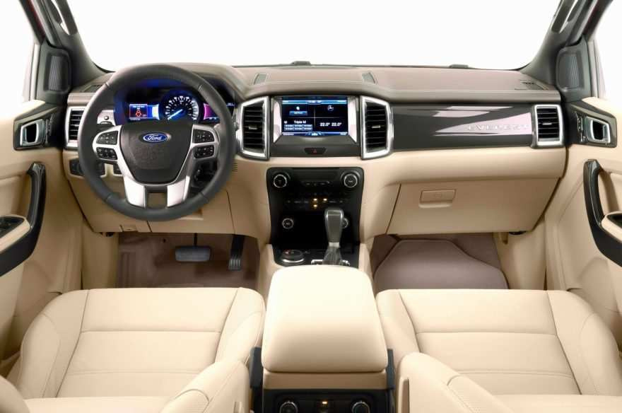 79 New 2020 Ford Bronco Interior Performance And New Engine