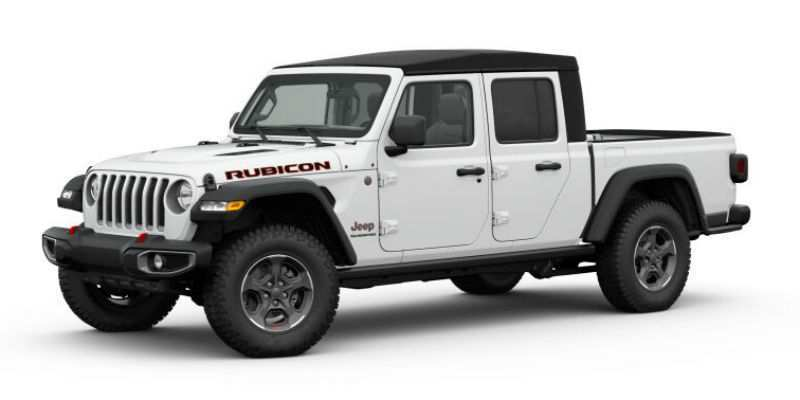 79 New 2020 Jeep Gladiator Color Options Price And Release Date