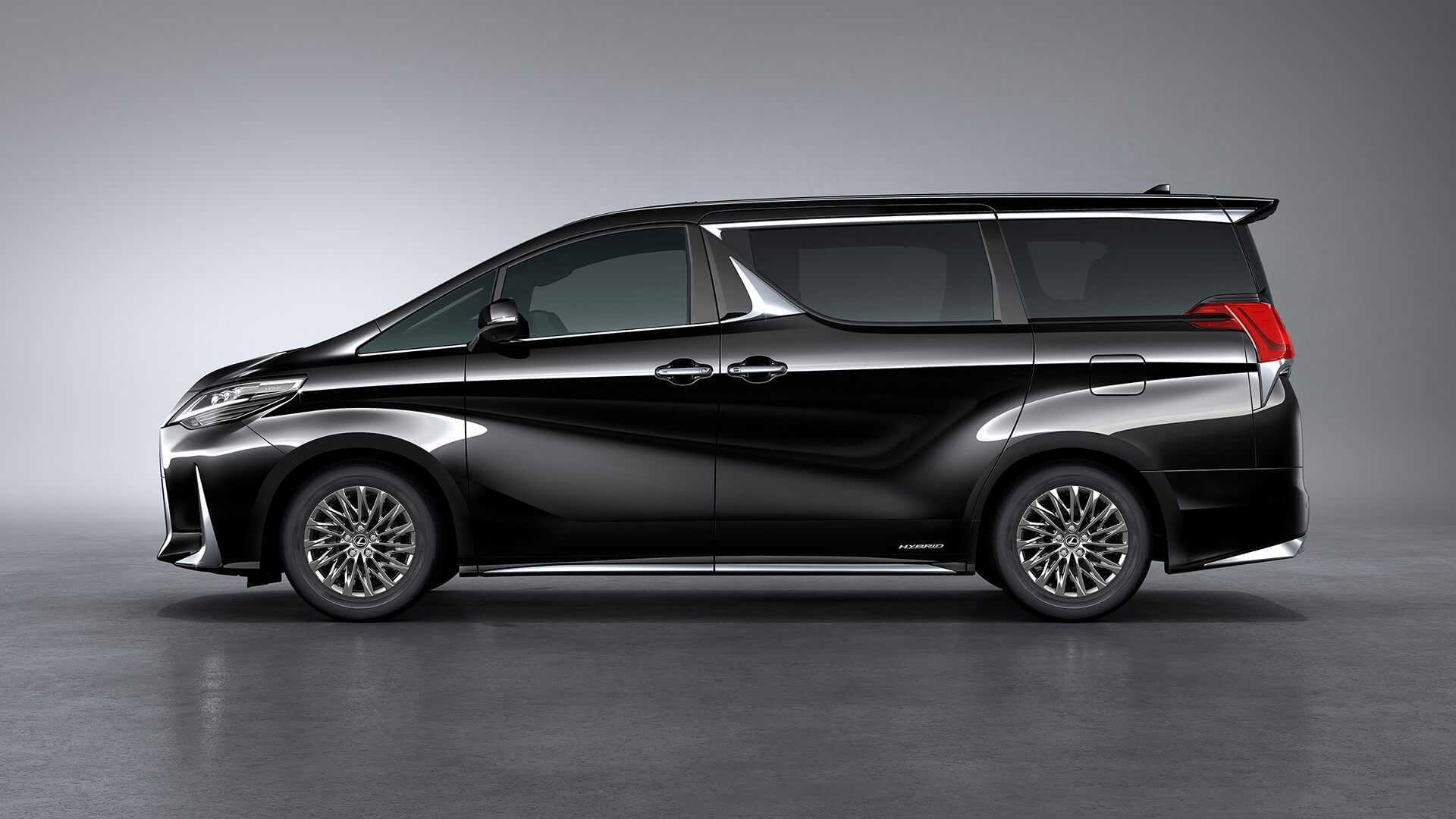 79 New Lexus Mpv 2020 Spy Shoot