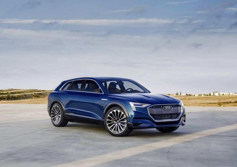 79 The 2019 Audi E Tron Quattro Spesification