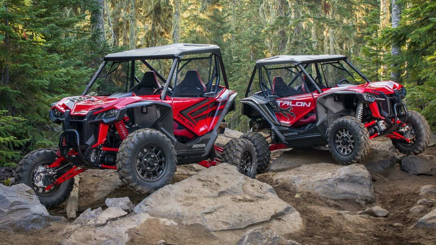 79 The 2019 Honda Talon Review And Release Date