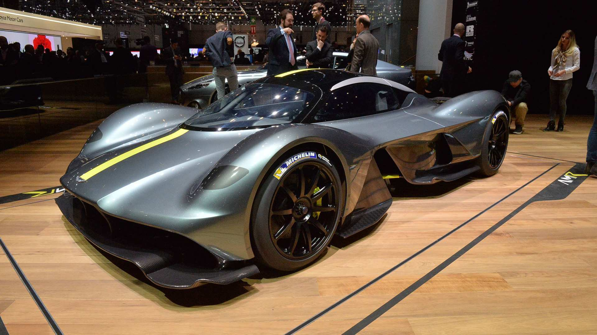 79 The Best 2019 Aston Martin Valkyrie Exterior
