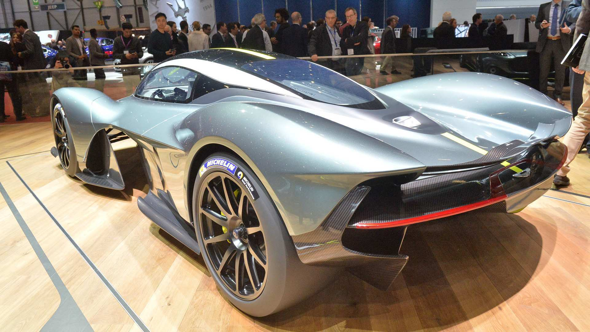79 The Best 2019 Aston Martin Valkyrie Release Date And Concept