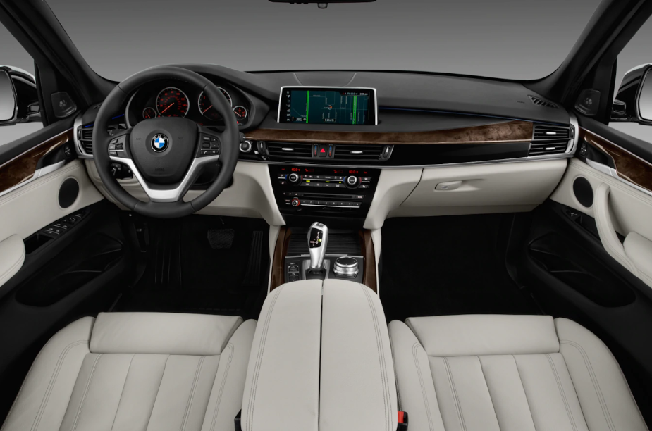 79 The Best 2020 Bmw X5 Interior Spesification