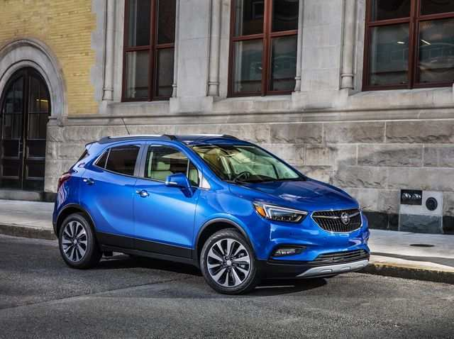 79 The Best 2020 Buick Encore Specs Release Date And Concept