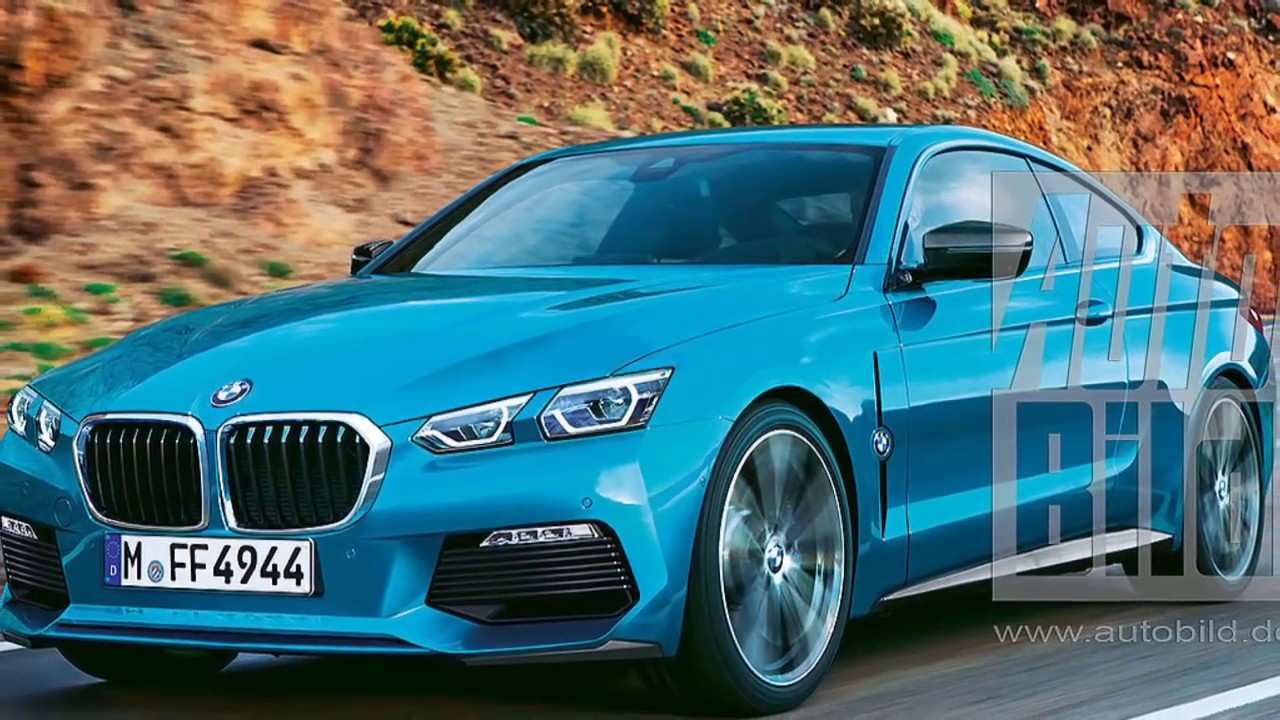 79 The Bmw New 4 Series 2020 Rumors