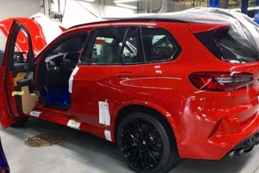 79 The Bmw X5M 2020 Research New