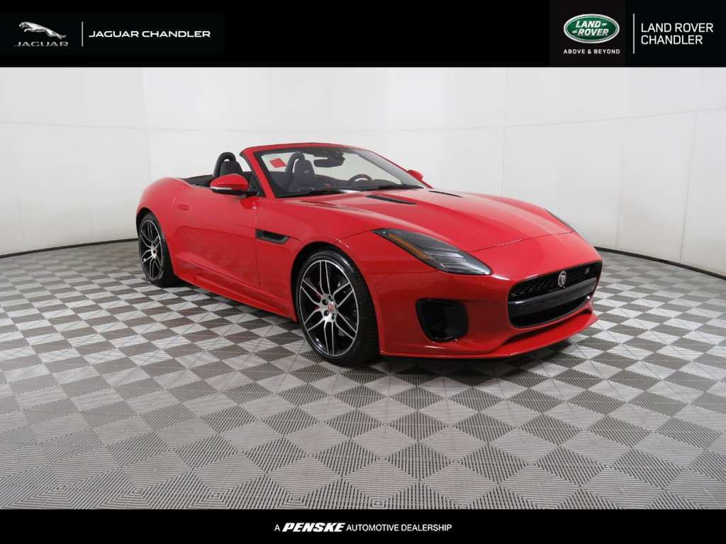 79 The Jaguar Convertible 2020 Performance And New Engine