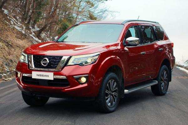 79 The Nissan Terra 2020 Philippines New Concept