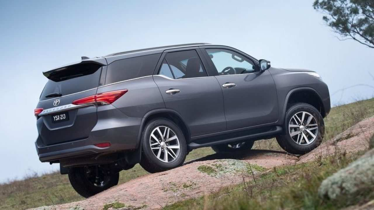79 The Toyota New Fortuner 2020 Specs And Review