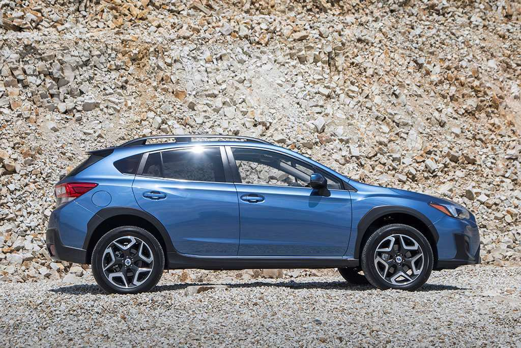 80 A 2019 Subaru Crossover Performance