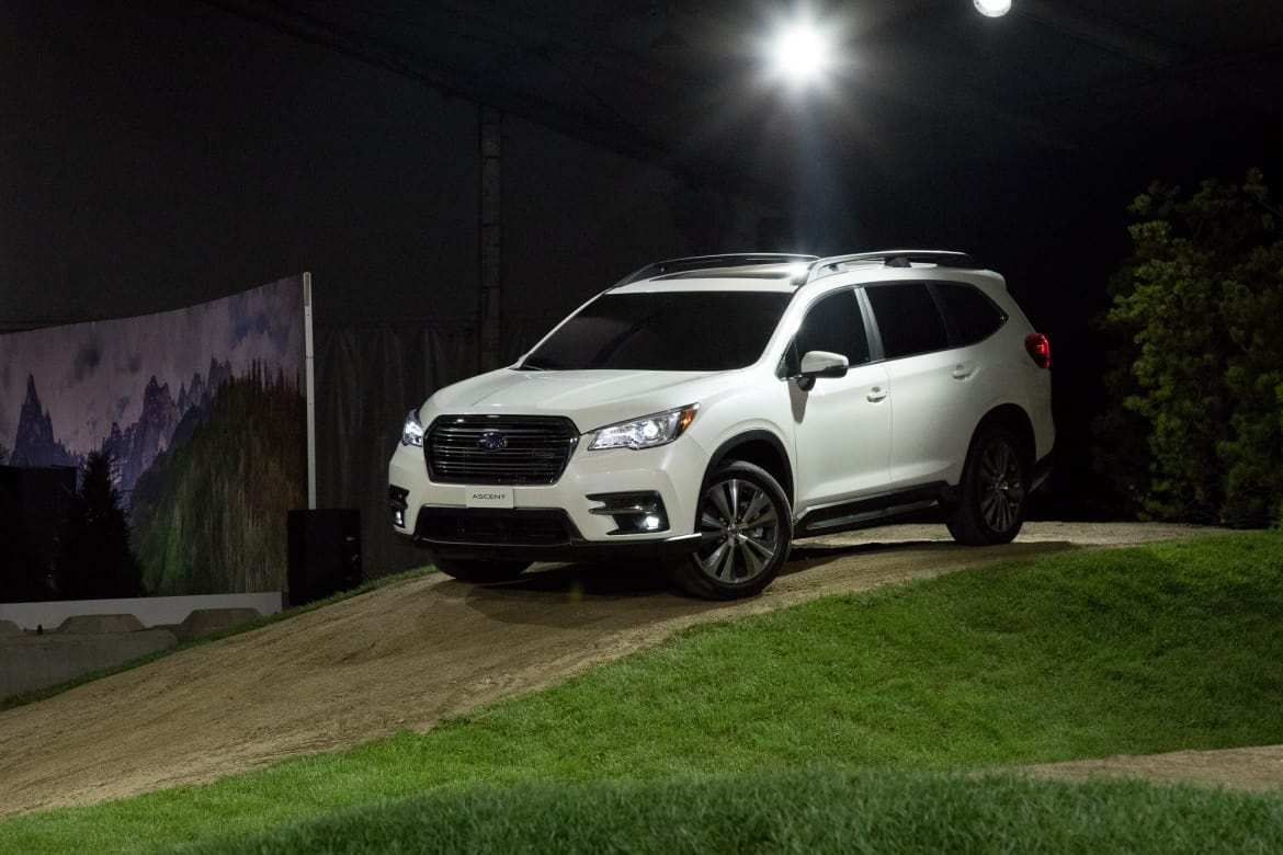 80 A 2019 Subaru Third Row Redesign And Review