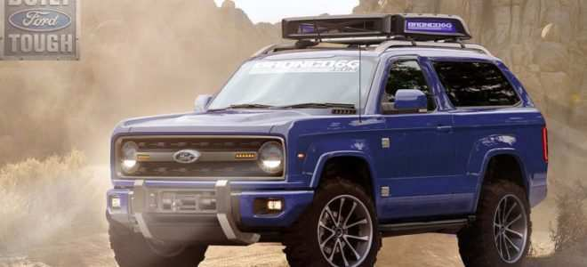 80 A 2020 Ford Bronco Interior Release Date And Concept