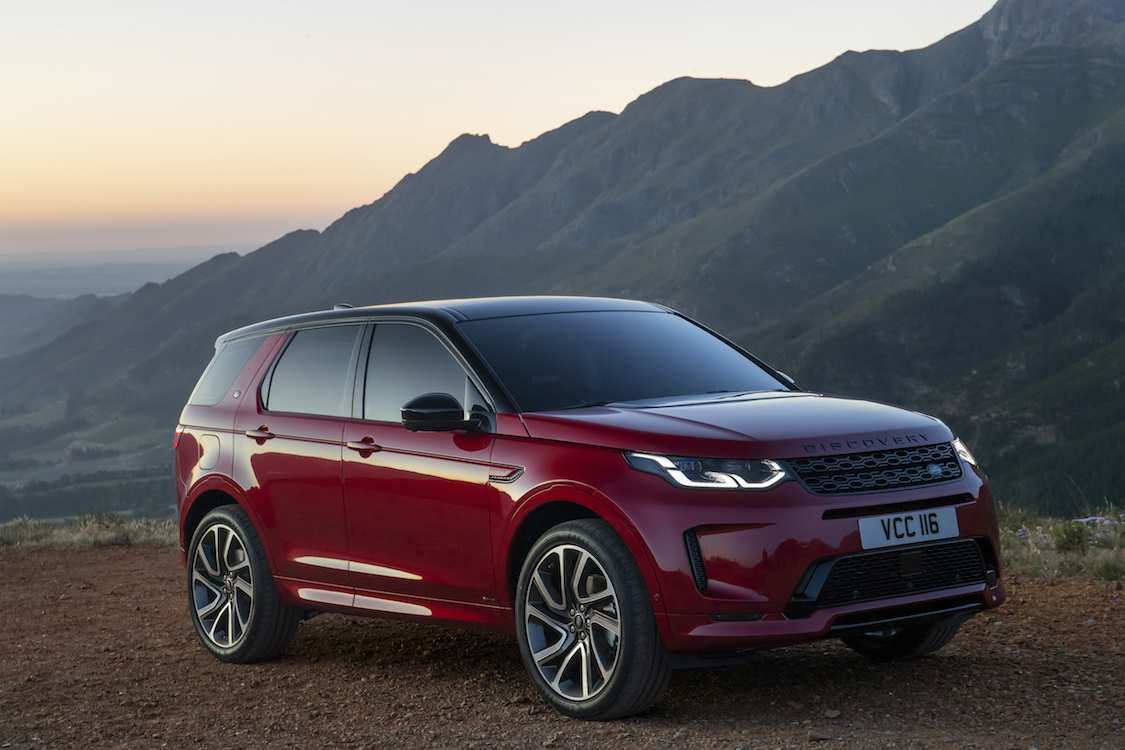 80 A 2020 Land Rover Release Date