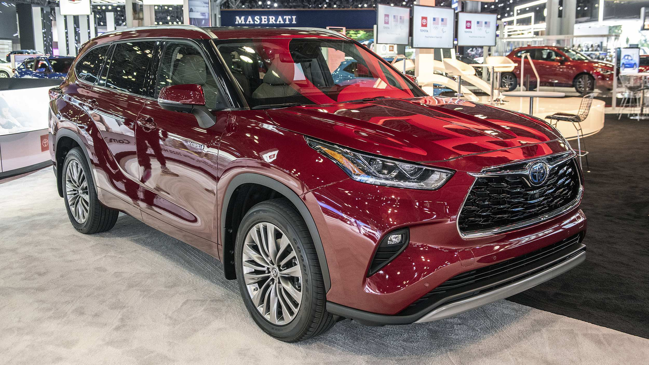 80 A 2020 Toyota Highlander Hybrid Review And Release Date