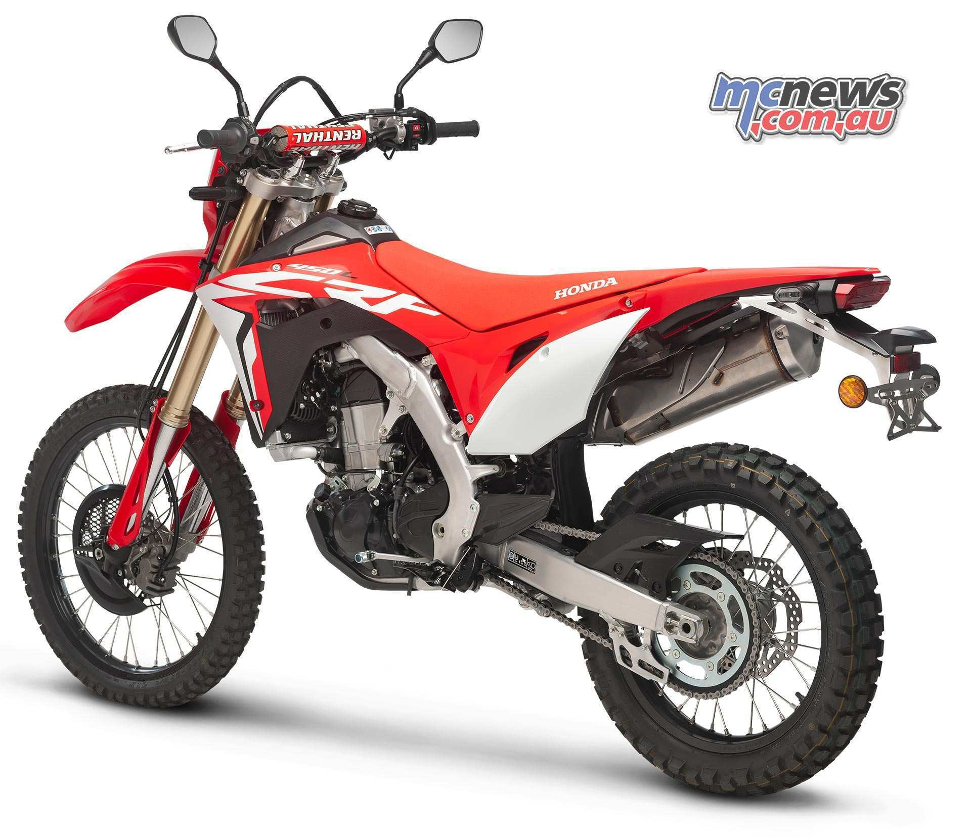 80 All New 2019 Honda Crf450L Research New