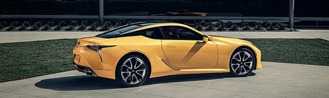 80 All New 2020 Lexus Lc Specs and Review