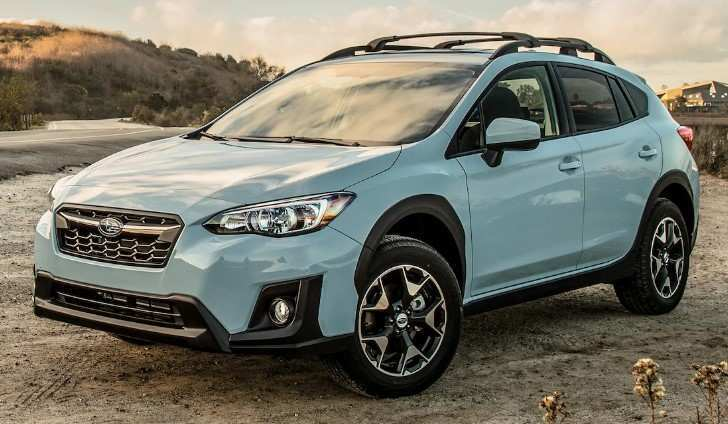 80 All New 2020 Subaru Crosstrek Turbo Review And Release Date