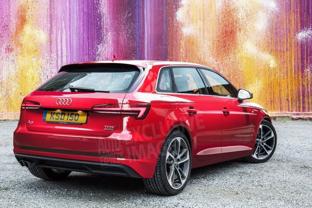 80 All New Audi A3 2020 Release Date Research New